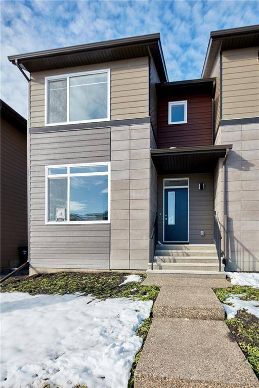 Townhouse for sale at 25 Walcrest Gt Se Walden, Calgary Alberta - MLS: C4268165