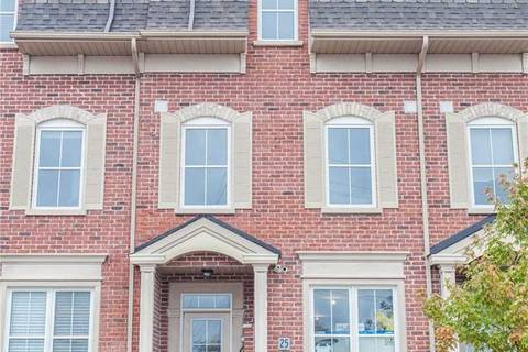 Townhouse for sale at 25 Water St Markham Ontario - MLS: N4609497