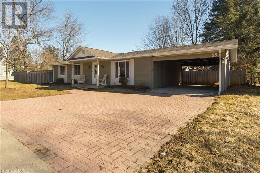 House for sale at 25 Wellington St Bracebridge Ontario - MLS: 253601