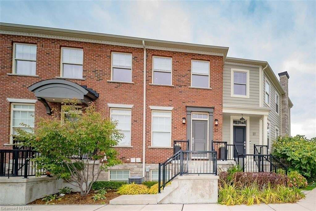 Townhouse for sale at 25 Willow Bank Common St. Catharines Ontario - MLS: 30804778