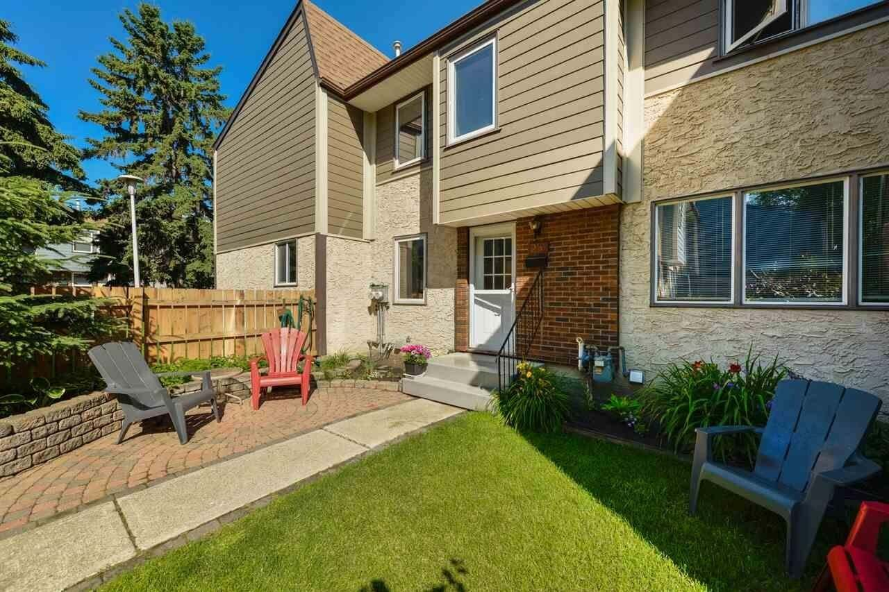 Townhouse for sale at 25 Willowdale Pl NW Edmonton Alberta - MLS: E4207357
