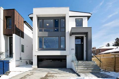 House for sale at 25 Wilmington Ave Toronto Ontario - MLS: C4746808