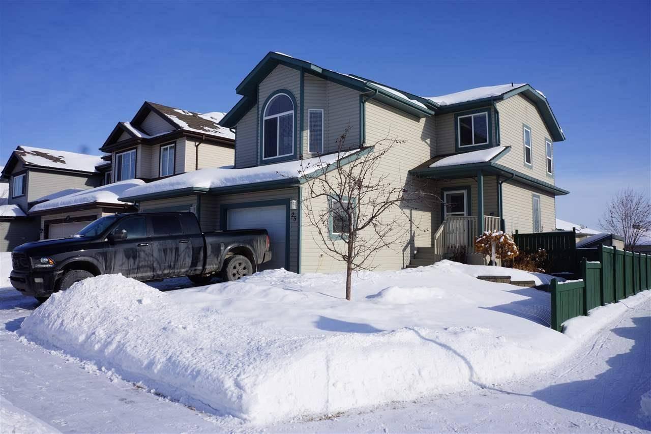 House for sale at 25 Wisteria Ln Fort Saskatchewan Alberta - MLS: E4187926