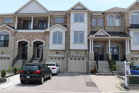 Townhouse for sale at 25 Wolf Creek Cres Vaughan Ontario - MLS: N4456937
