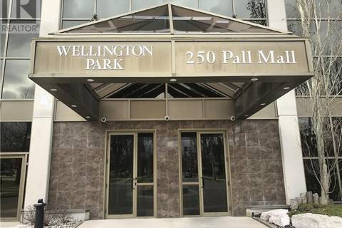 Condo for sale at 1102 Pall Mall St Unit 250 London Ontario - MLS: 187015