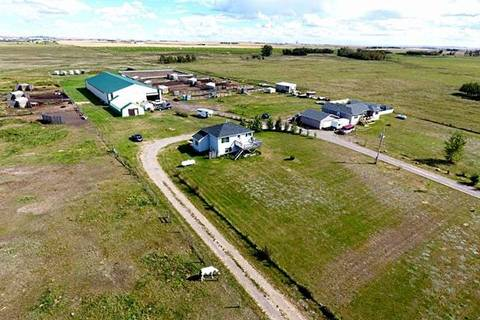 House for sale at 48 Twp 232 Rr 250 Acres Unit 250 Rural Wheatland County Alberta - MLS: C4225616