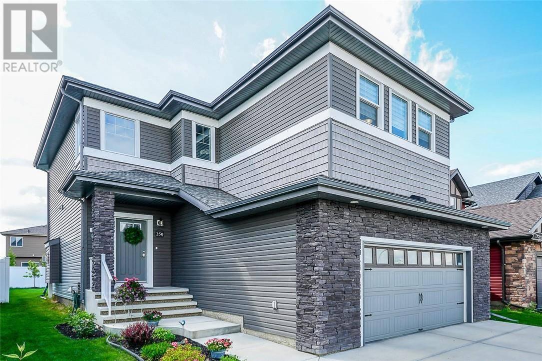 House for sale at 250 Carrington Dr Red Deer Alberta - MLS: ca0183724
