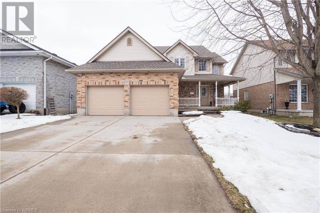 House for sale at 250 Ferguson Dr Woodstock Ontario - MLS: 246397