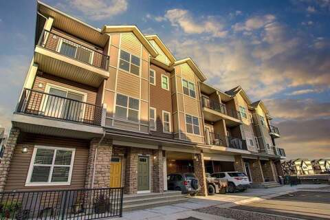 Townhouse for sale at 250 Fireside  Vw Cochrane Alberta - MLS: A1043300