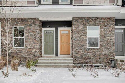 Townhouse for sale at 250 Fireside Vw Cochrane Alberta - MLS: A1044702