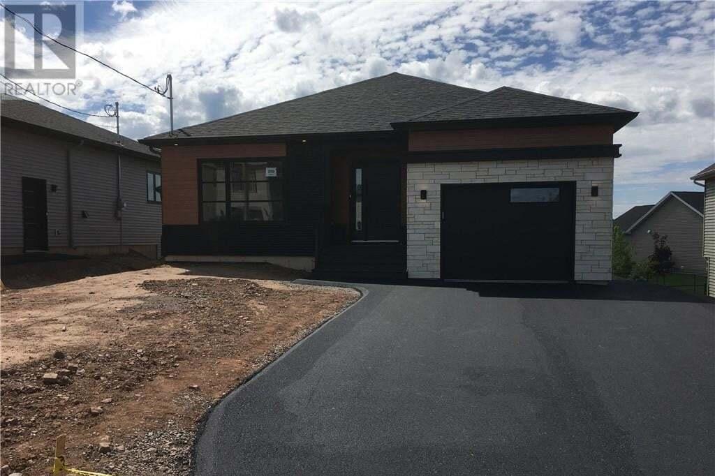 House for sale at 250 Freeman  Moncton New Brunswick - MLS: M127545
