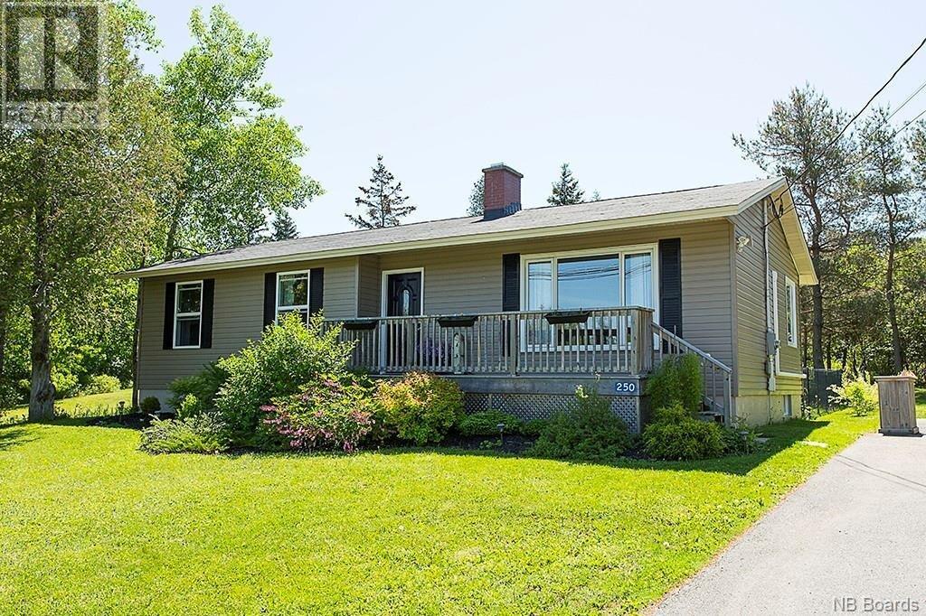 House for sale at 250 Hampton Rd Quispamsis New Brunswick - MLS: NB052763