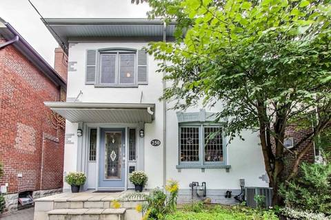 House for rent at 250 Heath St Toronto Ontario - MLS: C4727938