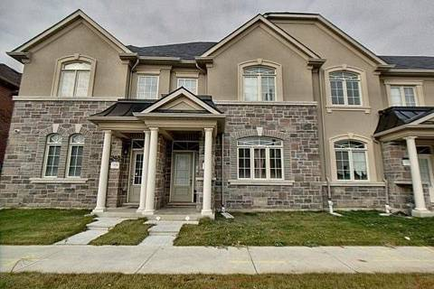 Townhouse for sale at 250 Inspire Blvd Brampton Ontario - MLS: W4425934
