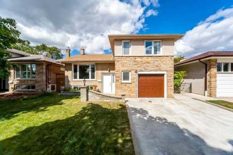 House for sale at 250 Jeffcoat Dr Toronto Ontario - MLS: W4920170