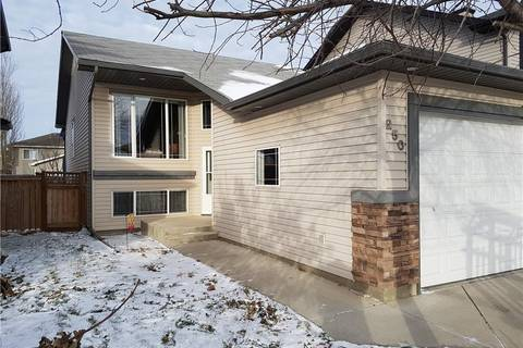 House for sale at 250 Kodiak Blvd N Lethbridge Alberta - MLS: LD0182849