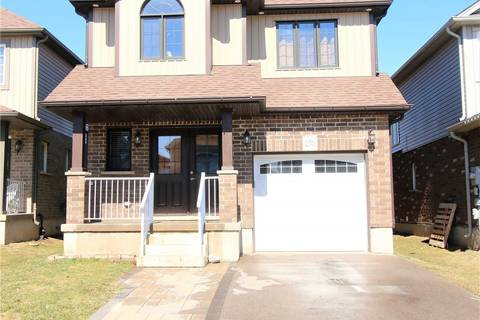 House for sale at 250 Moorlands Cres Kitchener Ontario - MLS: X4729203
