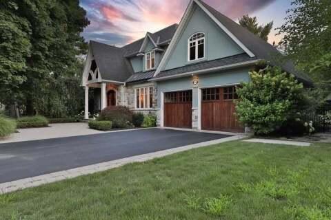 House for sale at 250 Pinehurst Dr Oakville Ontario - MLS: W4850018