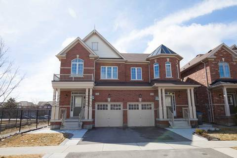 Townhouse for sale at 250 Robert Parkinson Dr Brampton Ontario - MLS: W4728401