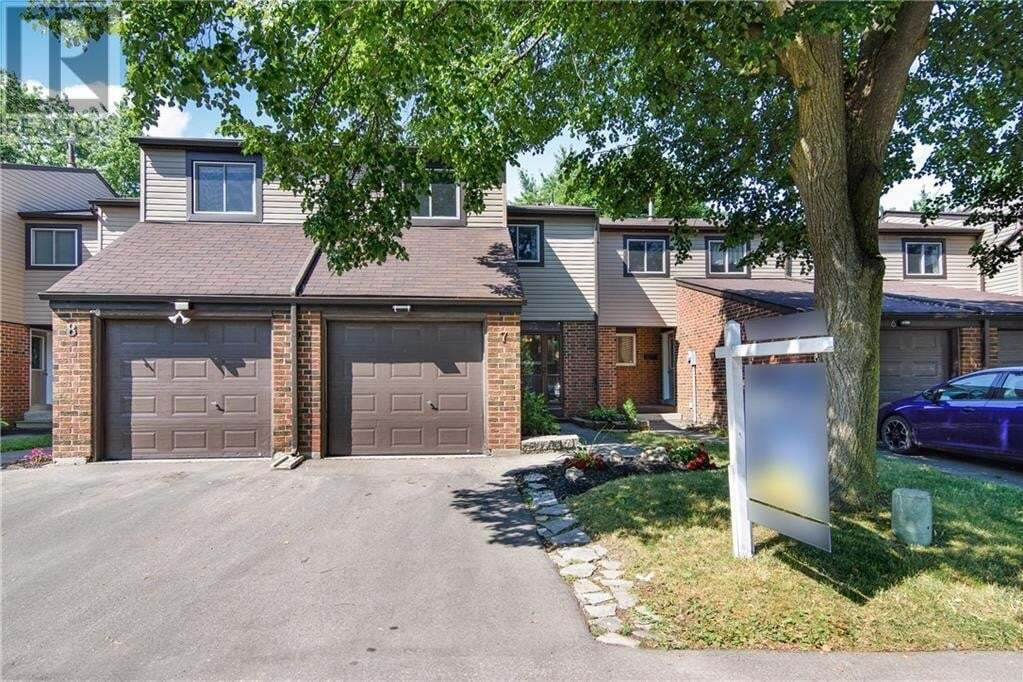 Townhouse for sale at 250 Satok Cres Milton Ontario - MLS: 30820473