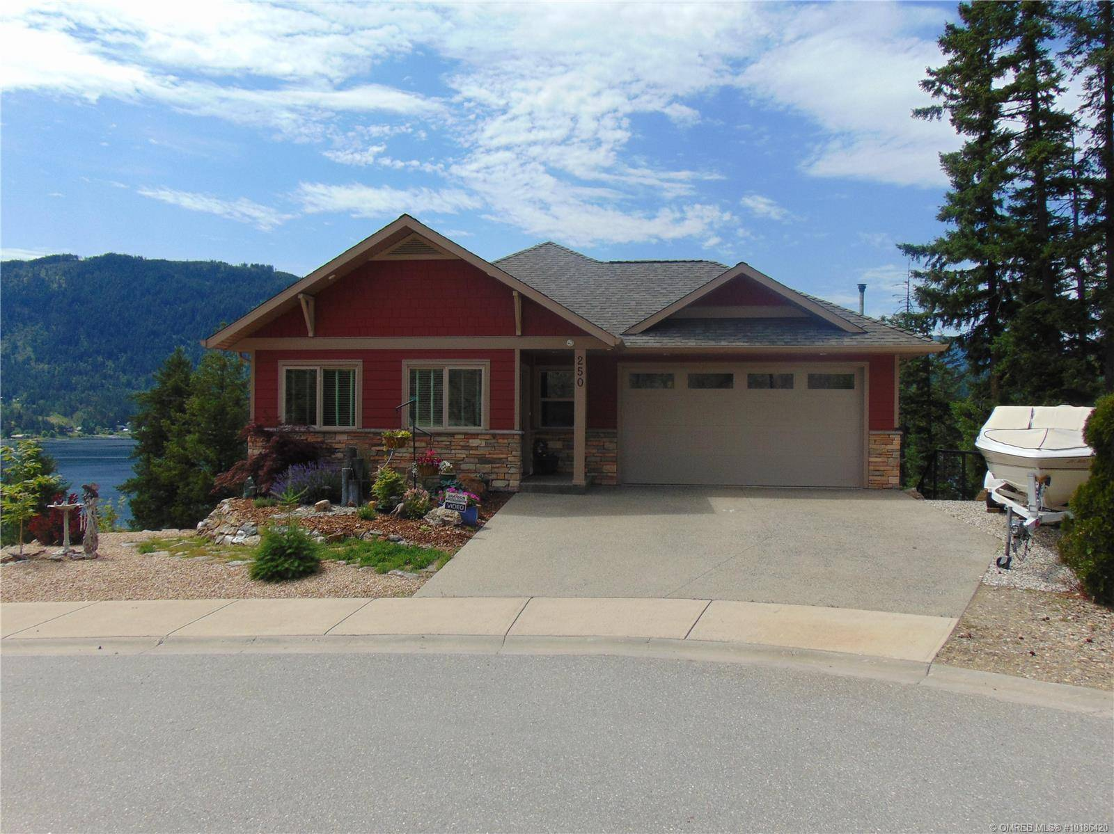 House for sale at 250 Stoneridge Dr Sicamous British Columbia - MLS: 10186420