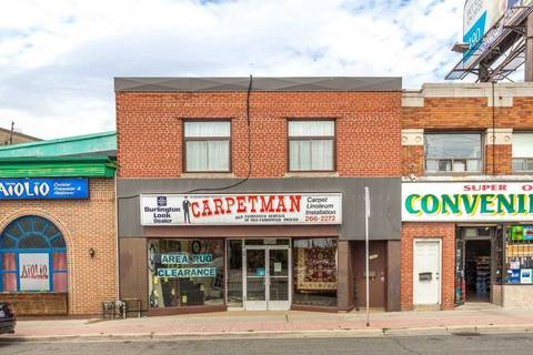 Commercial property for sale at 2500 Kingston Rd Toronto Ontario - MLS: E4528170