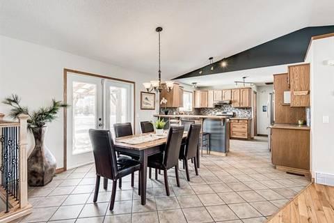 House for sale at 250007 Deer View Rd West Rural Foothills County Alberta - MLS: C4287531