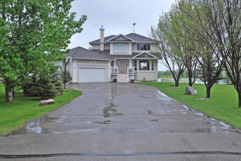 House for sale at 250014 Deer View Rd W Rural Foothills County Alberta - MLS: C4300147