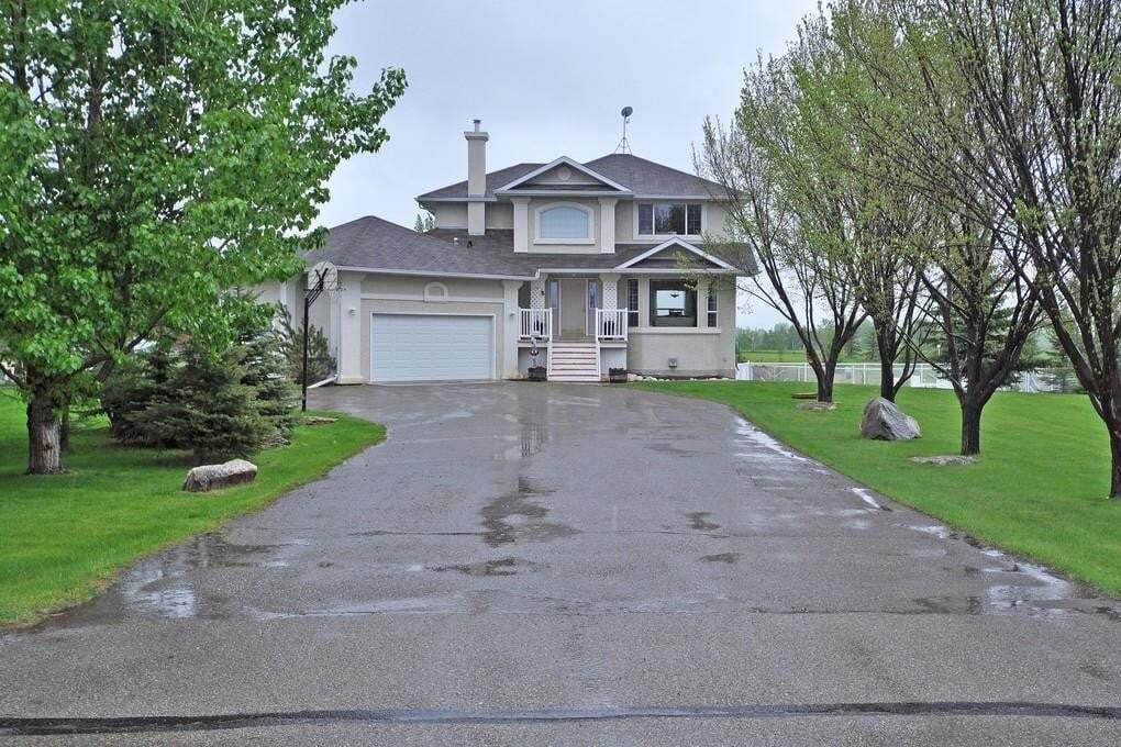 House for sale at 250014 Deer View Rd W Rural Foothills M.d. Alberta - MLS: C4300147