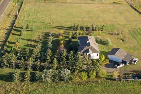House for sale at 250035 Range Road 261  Rural Wheatland County Alberta - MLS: C4286458
