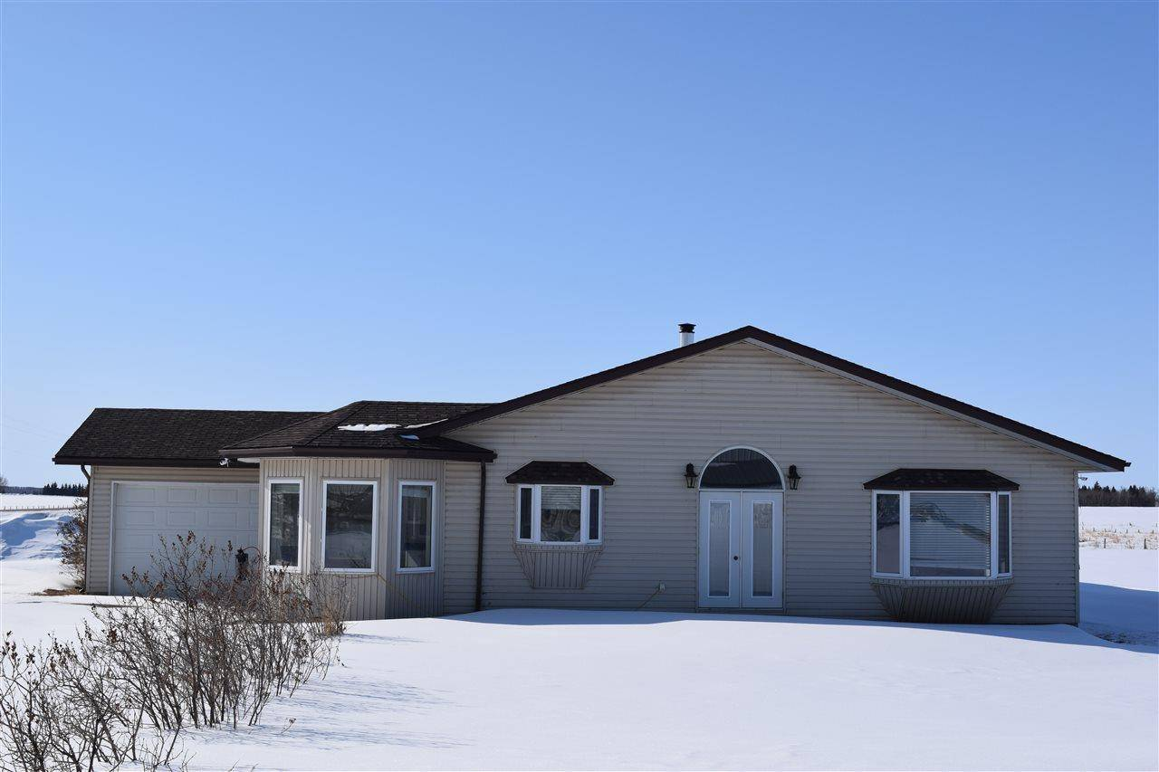 House for sale at 250046 A Hy Rural Wetaskiwin County Alberta - MLS: E4195623