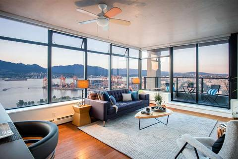 Condo for sale at 108 Cordova St W Unit 2501 Vancouver British Columbia - MLS: R2389018