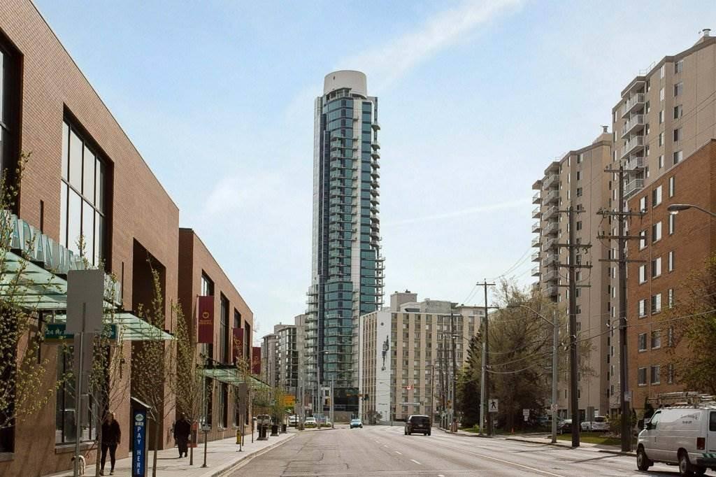 Condo for sale at 11969 Jasper Ave Nw Unit 2501 Edmonton Alberta - MLS: E4178602