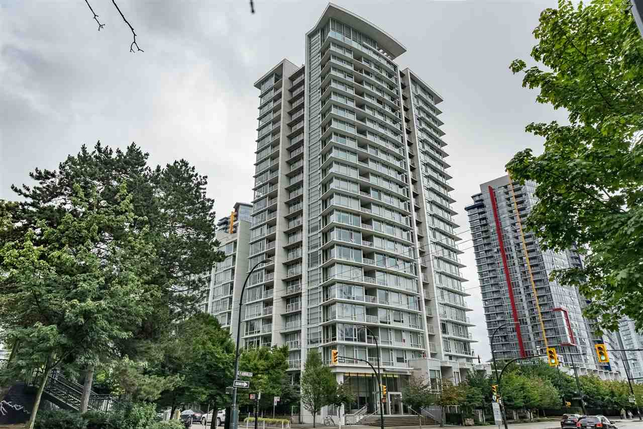 Sold: 2501 - 161 West Georgia Street, Vancouver, BC