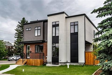 Townhouse for sale at 2501 17 St Northwest Calgary Alberta - MLS: C4258346