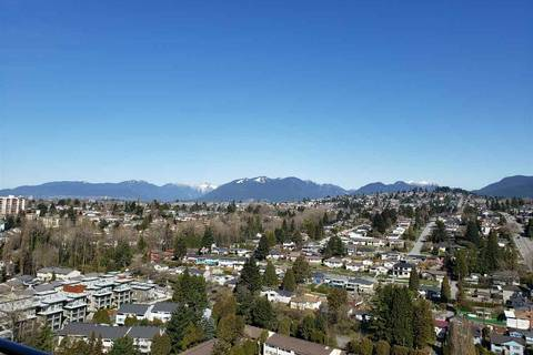 Condo for sale at 2225 Holdom Ave Unit 2501 Burnaby British Columbia - MLS: R2358867