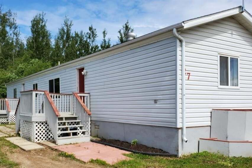 Residential property for sale at 2501 41 Ave Athabasca Alberta - MLS: A1006893