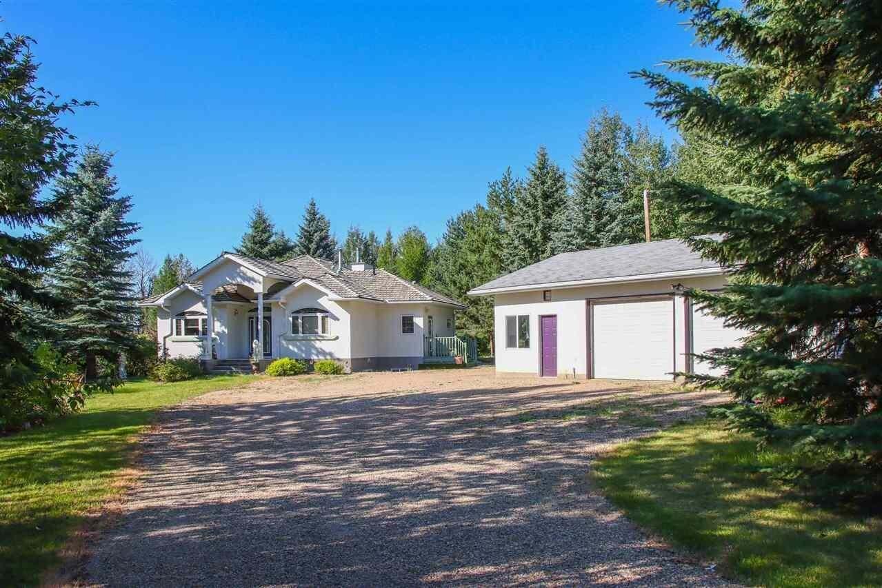 House for sale at 2501 52 Av Rural Wetaskiwin County Alberta - MLS: E4210544