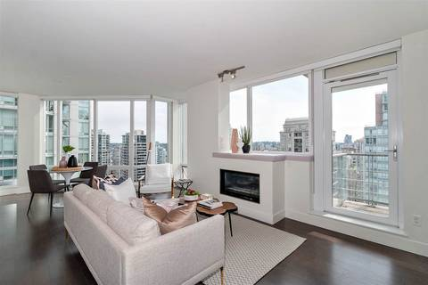 Condo for sale at 565 Smithe St Unit 2501 Vancouver British Columbia - MLS: R2396298