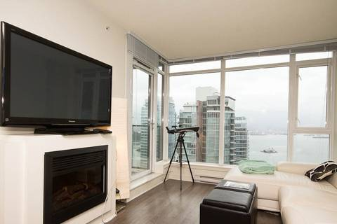 Condo for sale at 1188 Pender St W Unit 2502 Vancouver British Columbia - MLS: R2430337