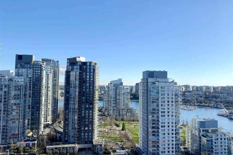 Condo for sale at 1480 Howe St Unit 2502 Vancouver British Columbia - MLS: R2434266