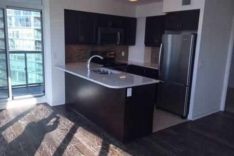 Apartment for rent at 19 Grand Trunk Cres Unit 2502 Toronto Ontario - MLS: C4517046