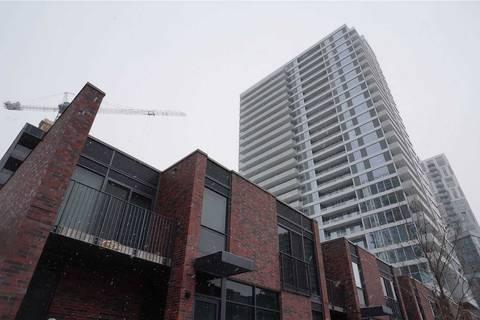 Apartment for rent at 20 Tubman Ave Unit 2502 Toronto Ontario - MLS: C4670308