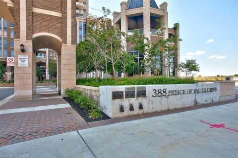 Residential property for sale at 388 Prince Of Wales Dr Unit 2502 Mississauga Ontario - MLS: 40021533