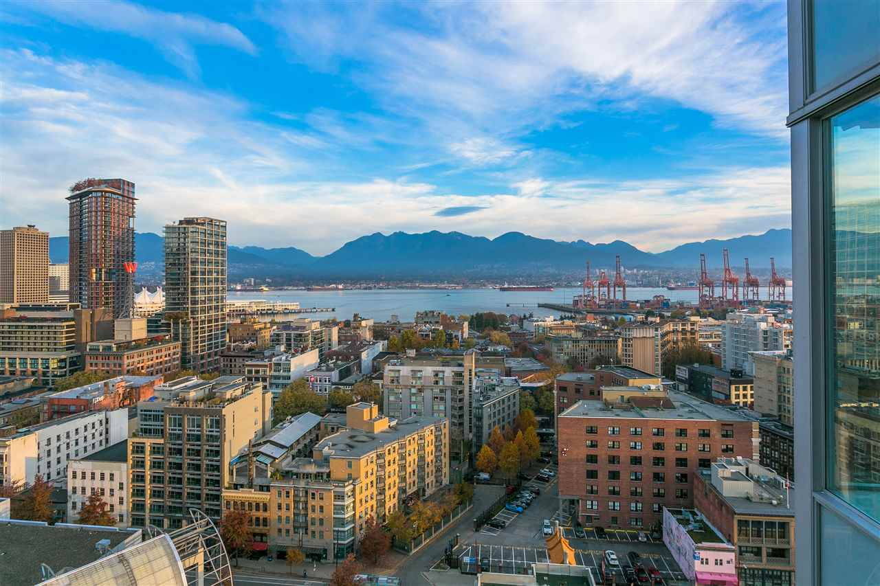 Sold: 2502 - 550 Taylor Street, Vancouver, BC