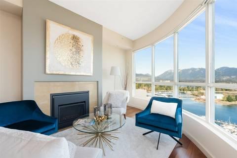 Condo for sale at 588 Broughton St Unit 2502 Vancouver British Columbia - MLS: R2434296