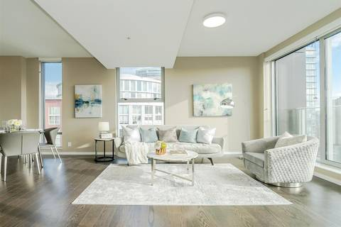 Condo for sale at 999 Seymour St Unit 2502 Vancouver British Columbia - MLS: R2428505