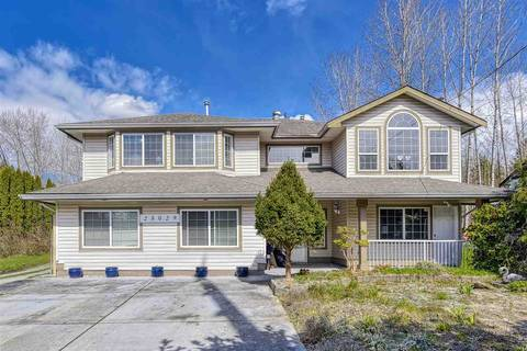 House for sale at 25029 Dewdney Trunk Rd Maple Ridge British Columbia - MLS: R2449062