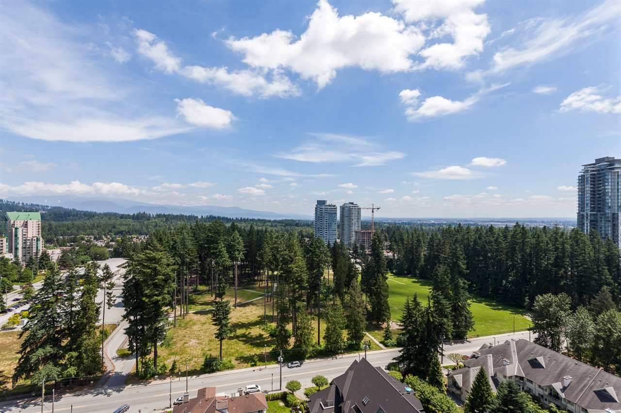 For Sale: 2503 - 1178 Heffley Crescent, Coquitlam, BC | 2 Bed, 2 Bath Condo for $609,900. See 12 photos!