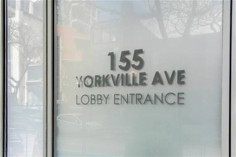Apartment for rent at 155 Yorkville Ave Unit 2503 Toronto Ontario - MLS: C4521058